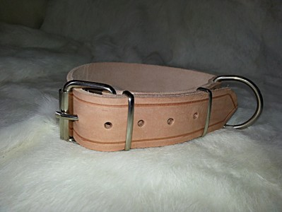 Collar de perro de 40 mm