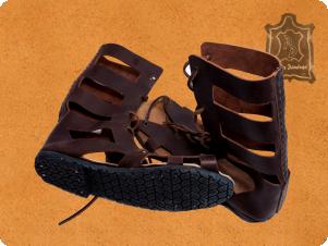 Calzado medieval